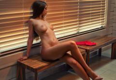 Alina Model Sexy Beauty Hot Naked Boobs Big Tits Sexy Legs Perfect Wallpaper