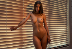 Alina Model Sexy Beauty Hot Naked Boobs Big Tits Shaved Pussy Pussy Perfect Wallpaper