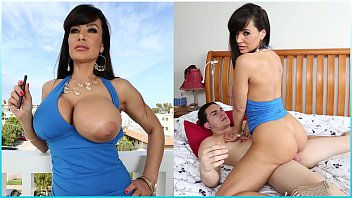Bangbros Busty Milf Lisa Ann Gets Her Big Ass Fucked Just Right