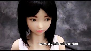 128cm Tina Irontechdoll Cute Realistic Love Doll
